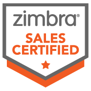 Zimbra Sales Certification for webstyle
